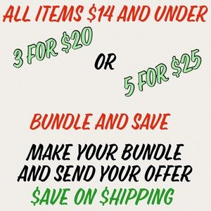 Dresses & Skirts - Bundle Deal $14 and under items
